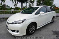 2013 TOYOTA WISH 1.8L-PUSHSTART-REVCAM-TV-NAV