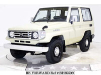 1992 TOYOTA LAND CRUISER 70