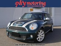 2010 BMW MINI CLUBMAN COOPER S