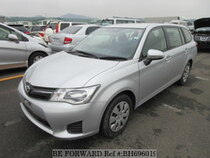 Used 2013 TOYOTA COROLLA FIELDER BH696019 for Sale for Sale