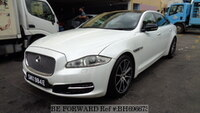 2012 JAGUAR XJ SERIES 5.0L AT ABS D/AB 2WD GAS/D SR