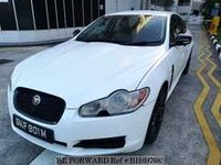 2011 JAGUAR XF XF 3.0 V6 LUXURY