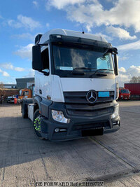 2015 MERCEDES-BENZ ACTROS AUTOMATIC DIESEL