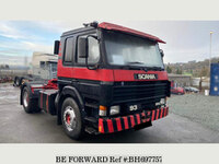 1988 SCANIA 93 MANUAL DIESEL