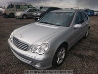 2007 MERCEDES-BENZ C-CLASS C180 KOMPRESSOR AVANTGARDE