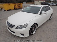 2009 TOYOTA MARK X 250G S PACKAGE RELAX SELECTION