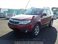 2010 SUBARU FORESTER FIELD LIMITED