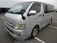 2007 TOYOTA HIACE VAN LONG DX