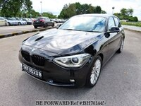2012 BMW 1 SERIES 116I AT ABS D/AIRBAG 2WD HID 5DR