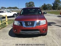 2012 NISSAN FRONTIER SV CREW CAB AWD