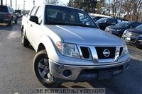 2011 NISSAN FRONTIER SV CREW CAB AWD