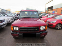 2001 LAND ROVER DISCOVERY MANUAL DIESEL