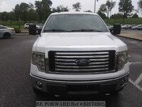 2011 FORD F150 XLT SUPERCREW