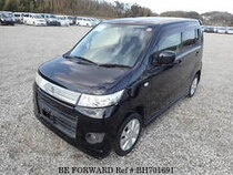 Used 2010 SUZUKI WAGON R BH701691 for Sale for Sale
