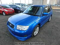 2008 SUBARU FORESTER CROSS SPORTS 2.0I ALCANTARA STY