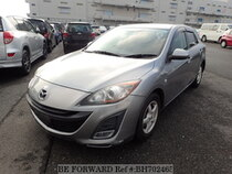 Used 2009 MAZDA AXELA SPORT BH702465 for Sale for Sale
