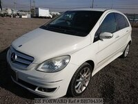 2007 MERCEDES-BENZ B-CLASS B170 EDITION ONE