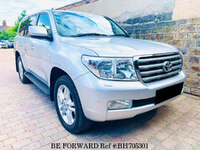 2011 TOYOTA LAND CRUISER AUTOMATIC DIESEL