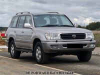 2001 TOYOTA LAND CRUISER AMAZON AUTOMATIC PETROL
