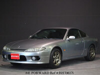 2002 NISSAN SILVIA 2.0 SPEC R V PACKAGE