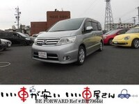 2009 NISSAN SERENA 2.0 HIGHWAY STAR V SELECTION