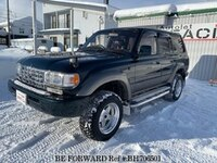 1997 TOYOTA LAND CRUISER VX LIMITED