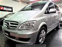 2012 MERCEDES-BENZ V-CLASS TREND LUXURY PACKAGE