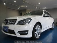 2012 MERCEDES-BENZ C-CLASS BLUE EFFICIENCY AVANTGARDE