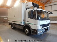 2008 MERCEDES-BENZ ATEGO MANUAL DIESEL