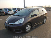 2011 HONDA FIT SHUTTLE 15X S PACKAGE
