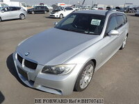 2008 BMW 3 SERIES 320I TOURING M SPORTS PACKAGE