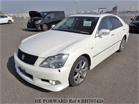 2007 TOYOTA CROWN ATHLETE 60TH SPECIAL EDITION