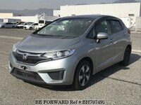 2015 HONDA FIT HYBRID F PACKAGE
