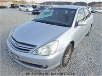 2007 TOYOTA ALLION A18 G PACKAGE 60TH SPECIAL ED