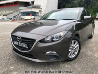 2014 MAZDA MAZDA3 SUNROOF-KEYLESS-PUSHSTART