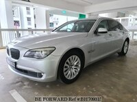 2012 BMW 7 SERIES 730LI SUNROOF
