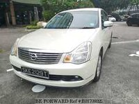 2012 NISSAN SYLPHY SYLPHY 1.5L 4AT ABS