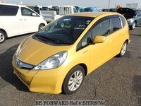 2012 HONDA FIT HYBRID XH SELECTION