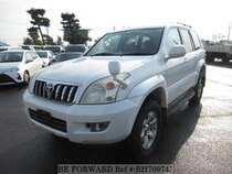 Used 2006 TOYOTA LAND CRUISER PRADO BH709745 for Sale for Sale