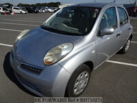 2007 NISSAN MARCH 12S PLUS NAVI HDD