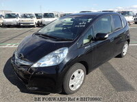 2012 HONDA FIT HYBRID 10TH ANNIVERSARY