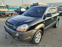 2008 HYUNDAI TUCSON MX SUNROOF BLACK-BOX
