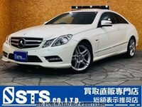2012 MERCEDES-BENZ E-CLASS AMG SPORTS PACKAGE