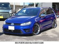 2015 VOLKSWAGEN GOLF VARIANT R LAUNCH EDITION