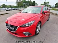 2015 MAZDA MAZDA3 MAZDA3 4-DOOR 1.5L SP.6EAT
