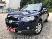 2012 CHEVROLET CAPTIVA DVD-REV-CAMRA