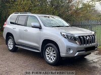 2016 TOYOTA LAND CRUISER AUTOMATIC DIESEL