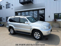 2007 TOYOTA LAND CRUISER AUTOMATIC DIESEL