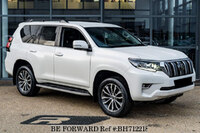 2018 TOYOTA LAND CRUISER AUTOMATIC DIESEL