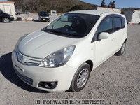 2011 NISSAN NOTE 15X FOUR SV PLUS PLAZMA